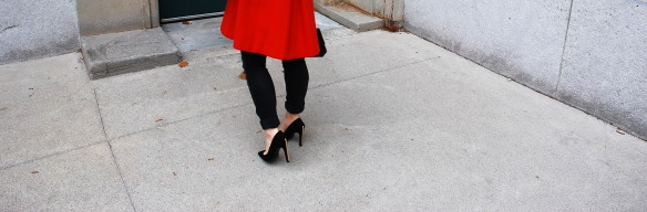 womans-shoes-red-coat