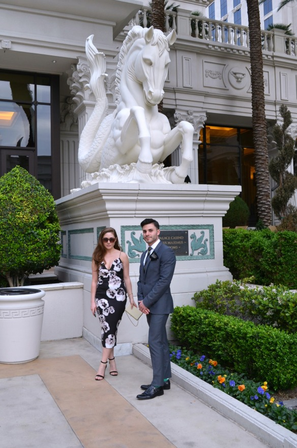 Caesars Palace ASOS Dress ASOS Shoes TOPMAN 9