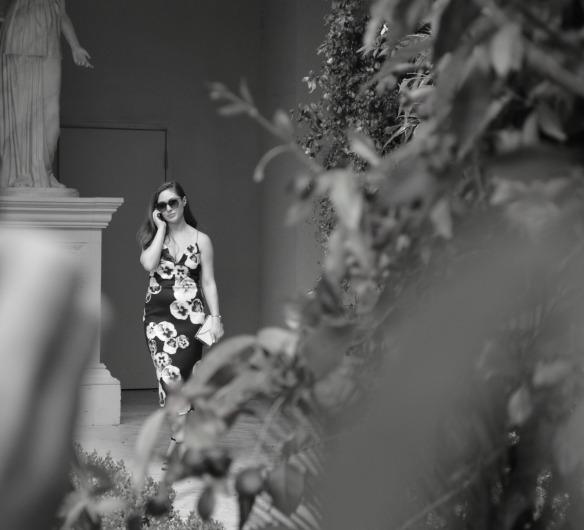 Caesars Palace Phone Call, ASOS Dress
