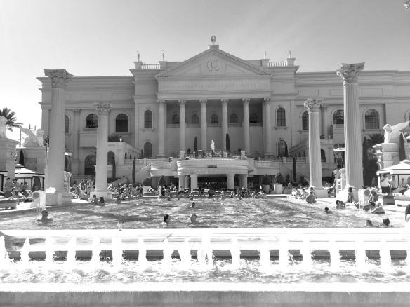 Caesars Palace Pool Las Vegas Style 21