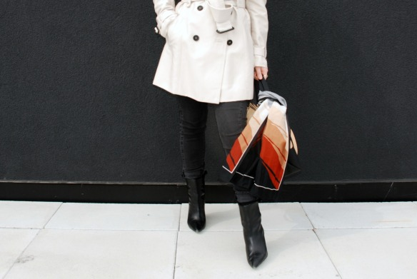 trench coat zara style blogger toronto spring style 3
