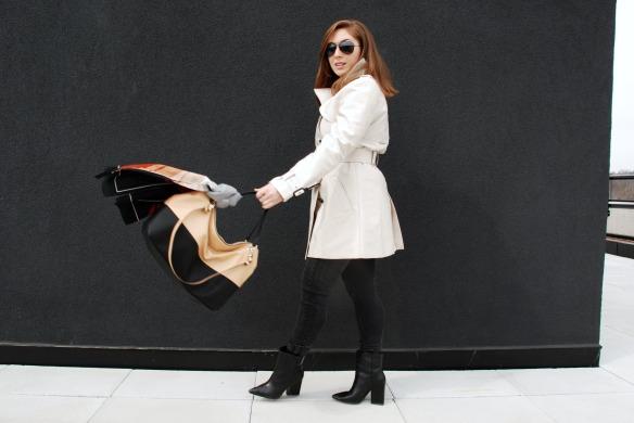 trench coat zara style blogger toronto style blog 5