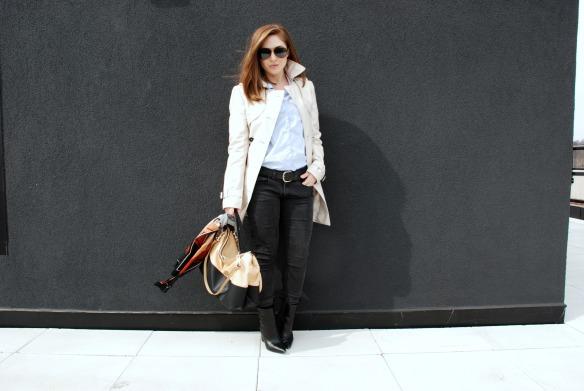 trench coat zara style blogger toronto style blog spring style 6