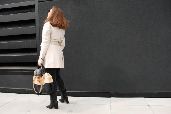 trench coat zara style blogger toronto style blog spring style 7