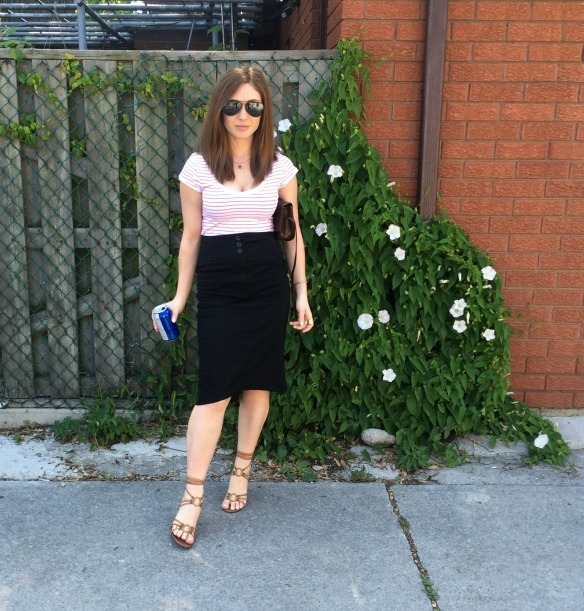 toronto style blogger ankle wrap sandals 4