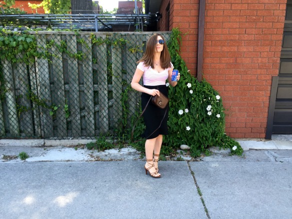 toronto style blogger ankle wrap sandals 5
