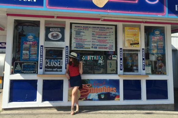 toronto style blogger summer style denim skirt 10