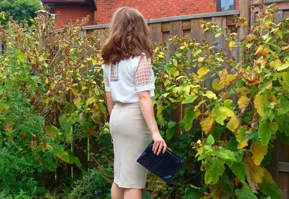 Toronto style blogger summer neutrals fall style 1