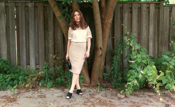 toronto style blogger summer neutrals fall style 2