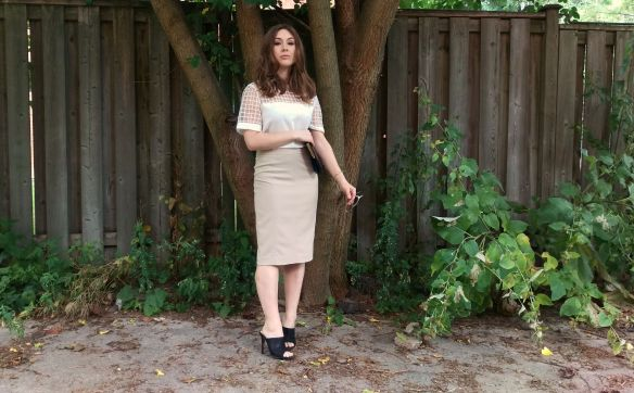 toronto style blogger summer neutrals fall style 3