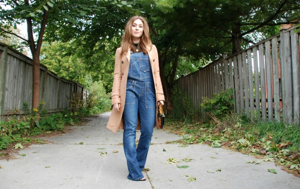 overalls fall style toronto blogger 2