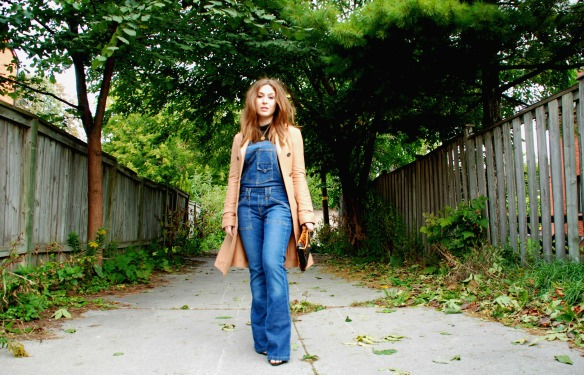 overalls fall style toronto blogger 3