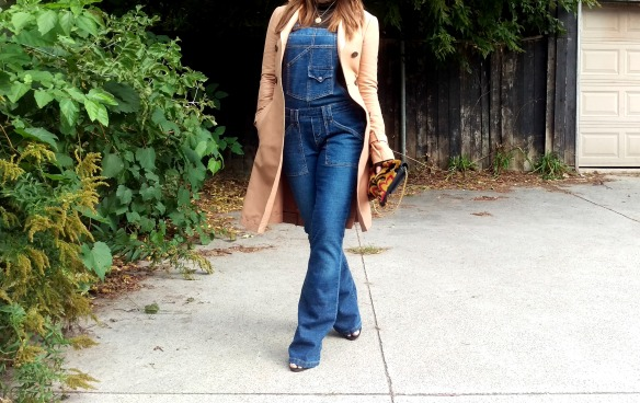 overalls fall style toronto blogger 7