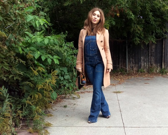 overalls fall style toronto style blogger 11