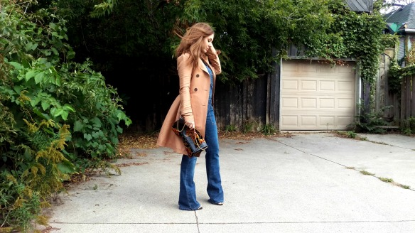 overalls fall style toronto style blogger 14