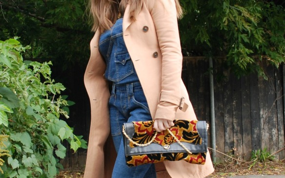 overalls fall style toronto style blogger 5