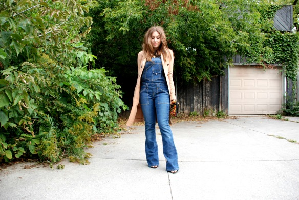 overalls fall style toronto style blogger 6