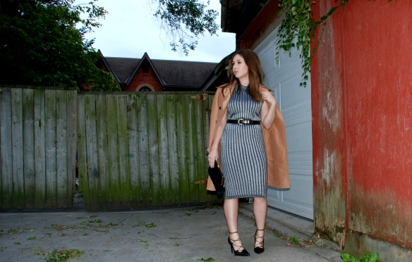 sweater dress toronto style blogger 10