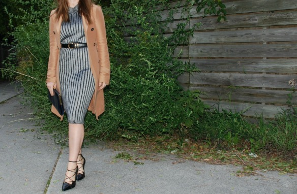 sweater dress toronto style blogger 2