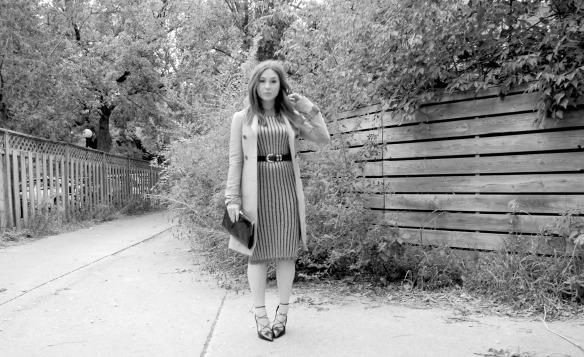 sweater dress toronto style blogger 4