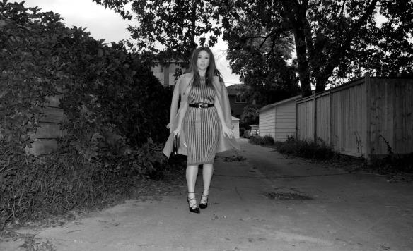 sweater dress toronto style blogger 7