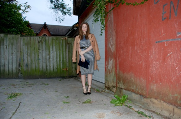sweater dress toronto style blogger 8