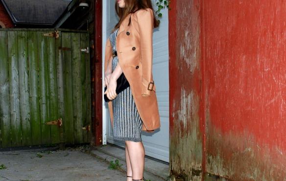 sweater dress toronto style blogger 9